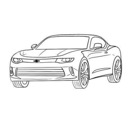 Chevrolet Camaro Chevy Camaro 2020