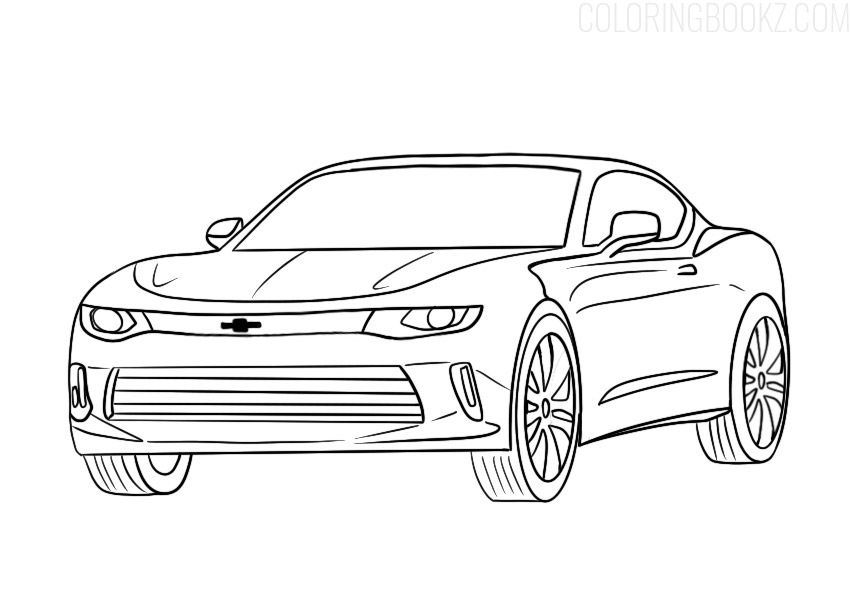 Chevrolet Camaro Chevy Camaro
