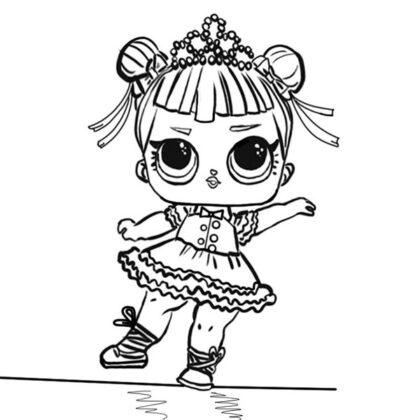 lol coloring book - coloring pages for girls