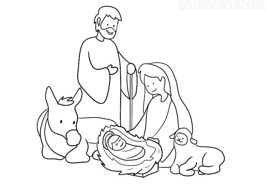 Christmas 2021 Coloring Pages
