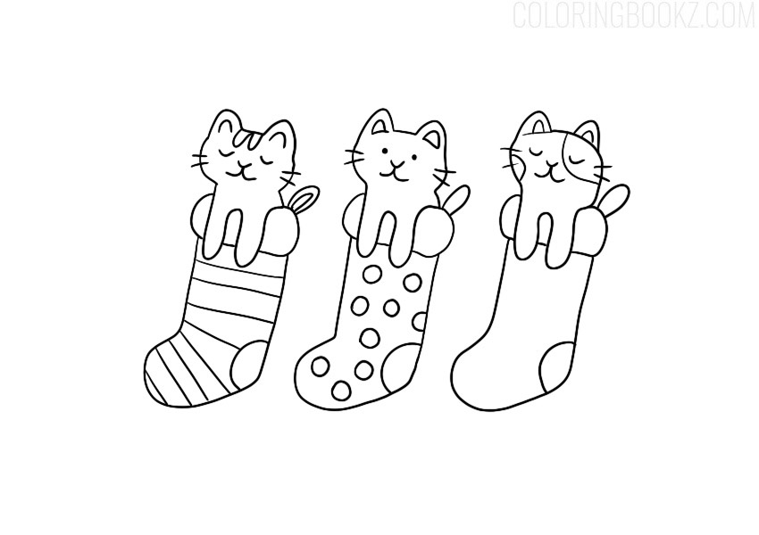 Christmas Coloring Pages 2021
